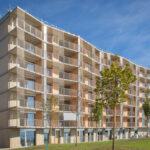 Convivialité d'une construction durable abordable