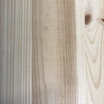 Le bois massif collé-cloué