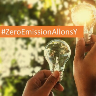 Agissons maintenant #ZeroEmissionAllonsY