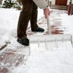 Droit de passage: qui doit déblayer la neige?