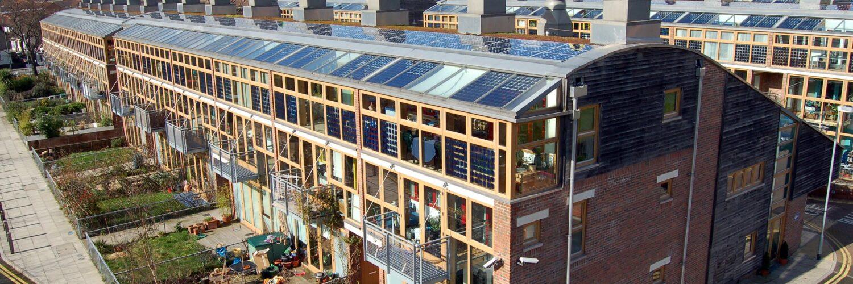 Beddington Zero Energy Development (BedZED)