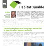 HabitatDurable 6 | mars 2011