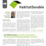 HabitatDurable 9 | septembre 2011