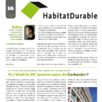 HabitatDurable 16 | novembre 2012