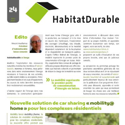 HabitatDurable 24 | mars 2014