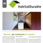 HabitatDurable 25 | mai2014