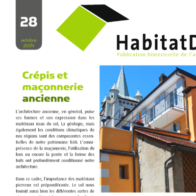 HabitatDurable 28 | octobre 2014
