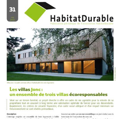HabitatDurable 31 | mai 2015