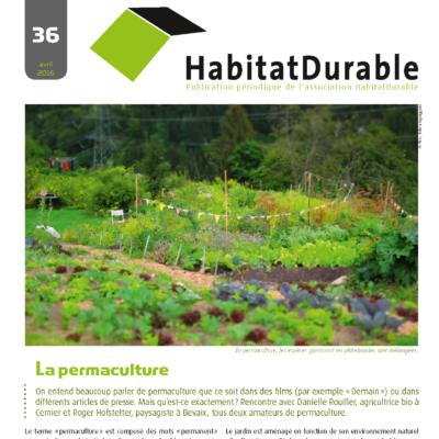 HabitatDurable 36 | avril 2016
