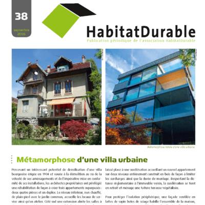 HabitatDurable 38 | septembre 2016
