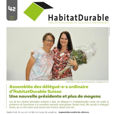 HabitatDurable 42 | juin 2017
