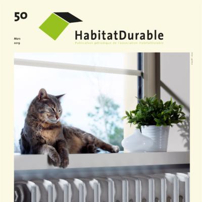 HabitatDurable 50 | mars 2019