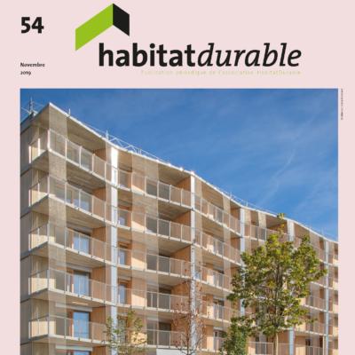 HabitatDurable 54 | novembre 2019