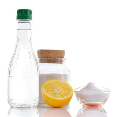 Des produits de nettoyage naturels faits maison