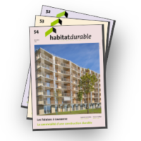 Revue «HabitatDurable»