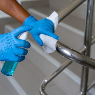 Mesures de protection dans les immeubles locatifs: Recommandations en lien avec la pandémie de Covid-19